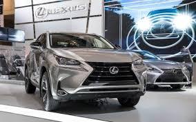 lexus atomic silver nx lexus canada introduces 2017 nx 200t special edition lexus enthusiast