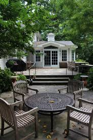 Replace Glass On Patio Table by Best 25 Round Patio Table Ideas On Pinterest Outdoor Dinning