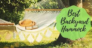 best backyard hammock expert product reviews