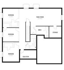 basement floor plans ideas no basement house plans if we only build out the basement