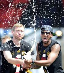 germany s world cup team really knows how to celebrate cups world