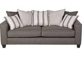Gray Sleeper Sofa Place Gray Sleeper Sofa Transitional Polyester