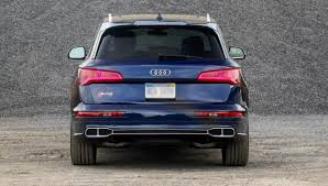 sporty audi 2018 audi sq5 suv review sporty luxurious and pricey extremetech