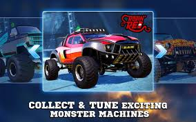 monster truck crash videos monster trucks racing android apps on google play