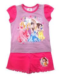 official disney princess pyjamas character pjs