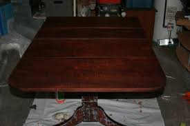 Refinishing Dining Room Table Refinishing A Dining Room Table And Chairs Best Home Décor With