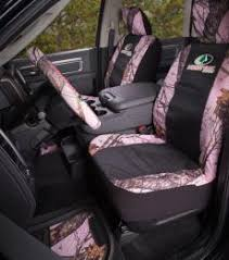 Realtree Bench Seat Covers Universal Camo Seat Covers Just Camo
