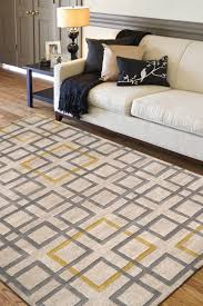 Modern Yellow Rug Yellow And White Rugs Roselawnlutheran For Area Rug Decorations 6