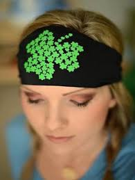 headbands that stay in place 566 clover cluster these no slide no sweat headbands stay in