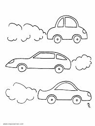 cars coloring page crayon color it pinterest crayons kids