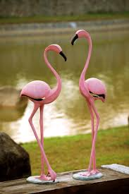 pink flamingo pair sculpture by spi home 484 you save 185 00