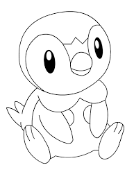 cute pokemon coloring pages getcoloringpages