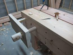 Wooden Bench Vise Screws by Face Vise Lake Erie Toolworks Blog
