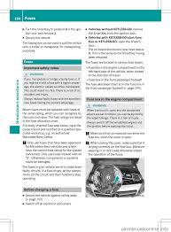 fuses mercedes benz b class electric 2016 w246 owner u0027s manual
