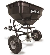 craftsman 24321 universal broadcast spreader