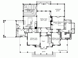 southern living floorplans eplans plantation house plan newberry park southern living home