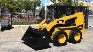 caterpillar 216b series 3 cat 216b skid steer loader unused