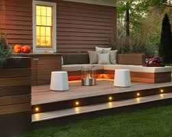 epic small deck designs backyard with additional fresh home