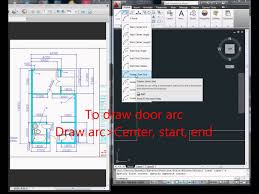 autocad 2d floor plan u0026 3d wall youtube