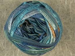 cotton ribbon cotton ribbon mango moon yarns