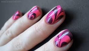 amber writes tips u0026 tricks for water marble nail art