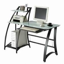Ava Desk Pottery Barn Ava Metal Desk Pottery Barn Glass And Computer Featured With Some