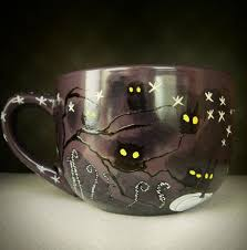 170 best halloween mugs images on pinterest mugs monsters and