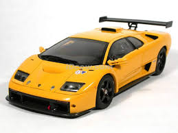 lamborghini diablo gtr lamborghini diablo gtr diecast model car 1 18 scale die cast by