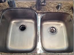 shine stainless steel sink how to make your stainless steel sink look brand new again using two