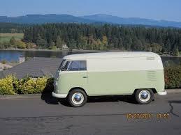 1963 vw panel van transporter for sale oldbug com