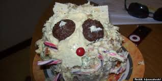 wedding cake fails cake fails the worst in baking history photos huffpost