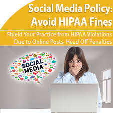 Social Media Hipaa Policy Head Off Violations U2013 Codingleader Com