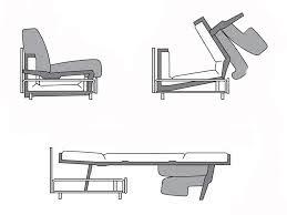 mécanisme canapé convertible mécanique d un canapé lit le guide