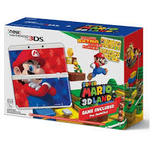 nintendo 3ds super mario 3d land edition target