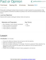 lesson plans for third grade reading education com