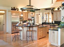 Best  Natural Hickory Cabinets Ideas On Pinterest Rustic - Natural kitchen cabinets