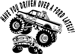 monster trucks drawings more auto and truck herr 2 www bloodaze com stickers stickers