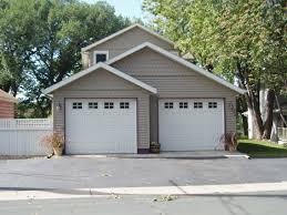 Detached 2 Car Garage 2car Sussel Builders