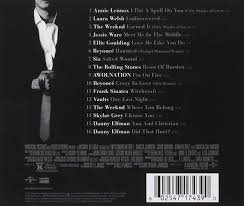 fifty shades of grey various artists fifty shades of grey original motion picture