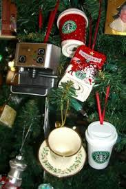starbucks ornament ornaments starbucks
