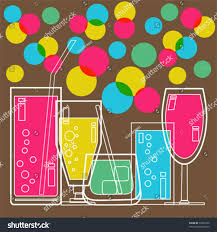 invitation cocktail party vector stock vector 55059100 shutterstock