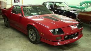 chevy iroc camaro 1985 chevrolet camaro iroc z five speed