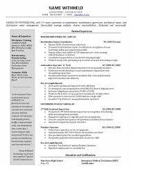 Warehouse Associate Resume Sample by Warehouse Associate Resume Free Resume Templates