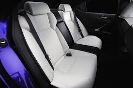 lexus white leather more photos of the 2008 lexus is f released can you deal with