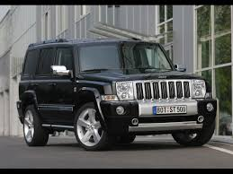 2006 jeep commander information and photos zombiedrive