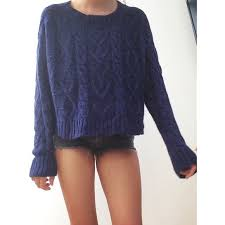 navy sweaters 31 sweaters navy blue sweater from ruby s closet on