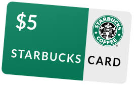 starbuck gift card deal 5 starbucks gift card for free w 2 drinks from starbucks