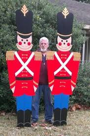 plywood christmas yard decoration patterns plywood and our