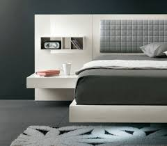 Suspended Bed Frame Futuristic Bedroom Set With Suspended Bed Aladino Up From Alf