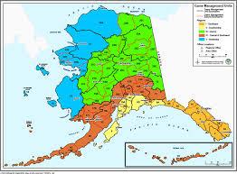 hunt maps alaska gmu maps alaska department of fish and